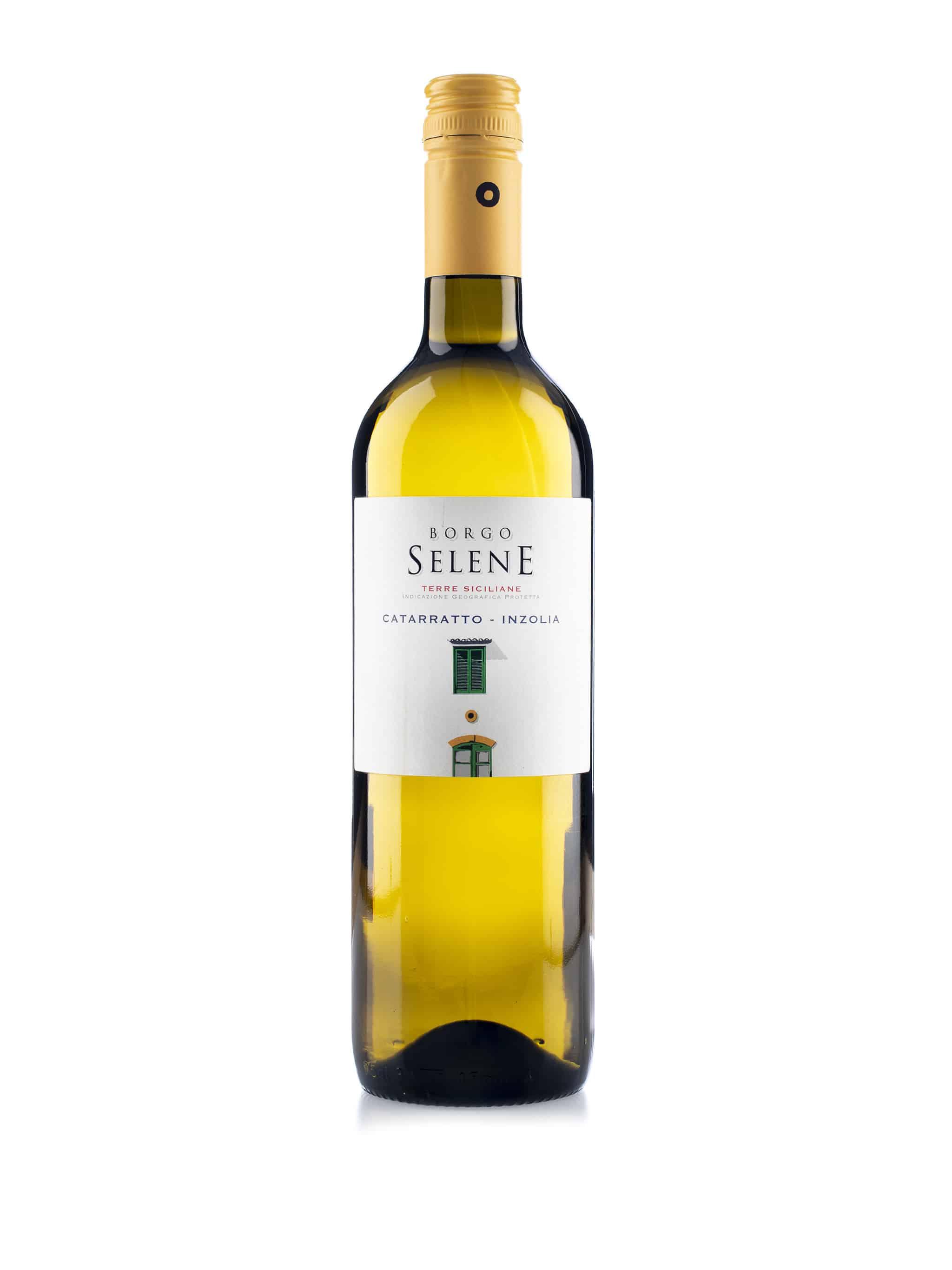 Italiaanse witte wijn van wijndomein Borgo Selene: Bianco Borgo Selene