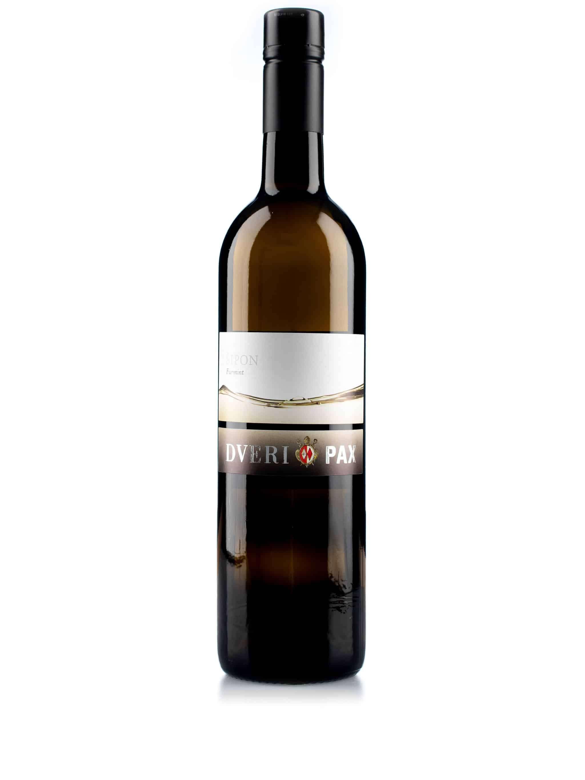 Sloveense witte wijn van wijndomein Dveri-Pax: Furmint