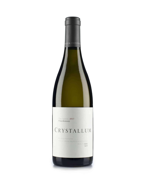Zuid-Afrikaanse witte wijn van wijndomein Crystallum: Chardonnay 'The Agnes'