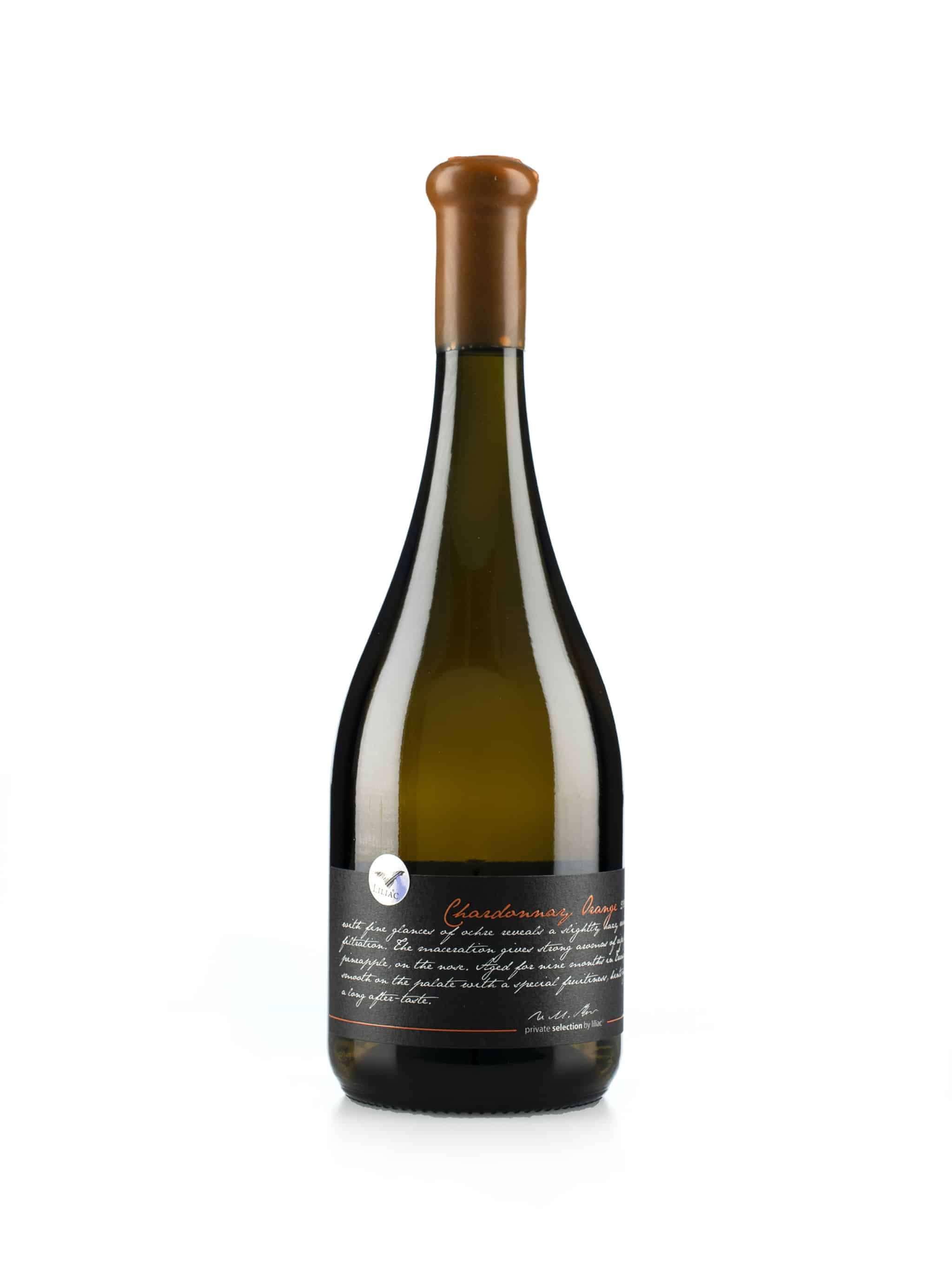 Roemeense witte wijn van wijndomein Liliac: Chardonnay 'Private Selection'
