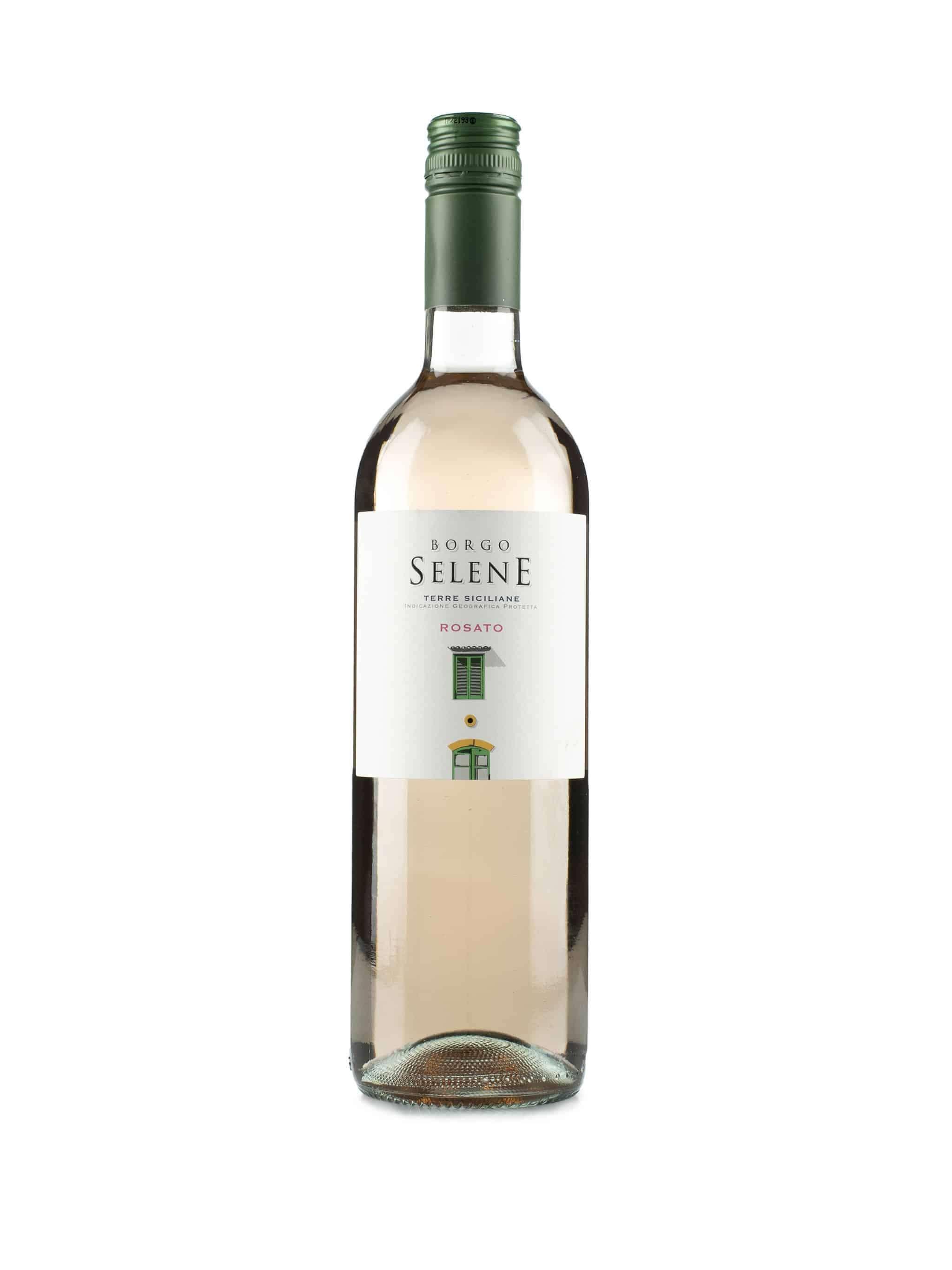 Italiaanse rosé wijn van wijndomein Borgo Selene: Borgo Selene Rosato