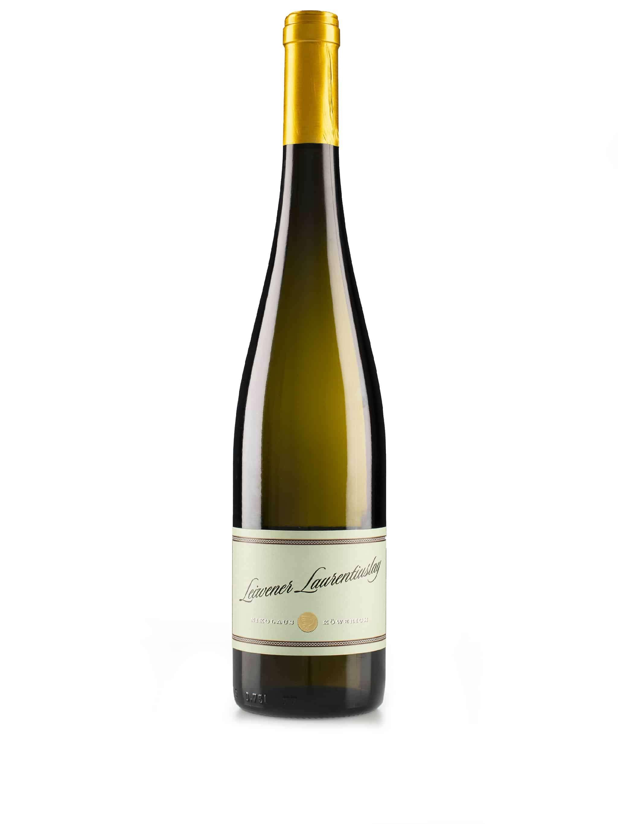 Duitse witte wijn van wijndomein Nick Köwerich: Riesling 'Laurentiuslay