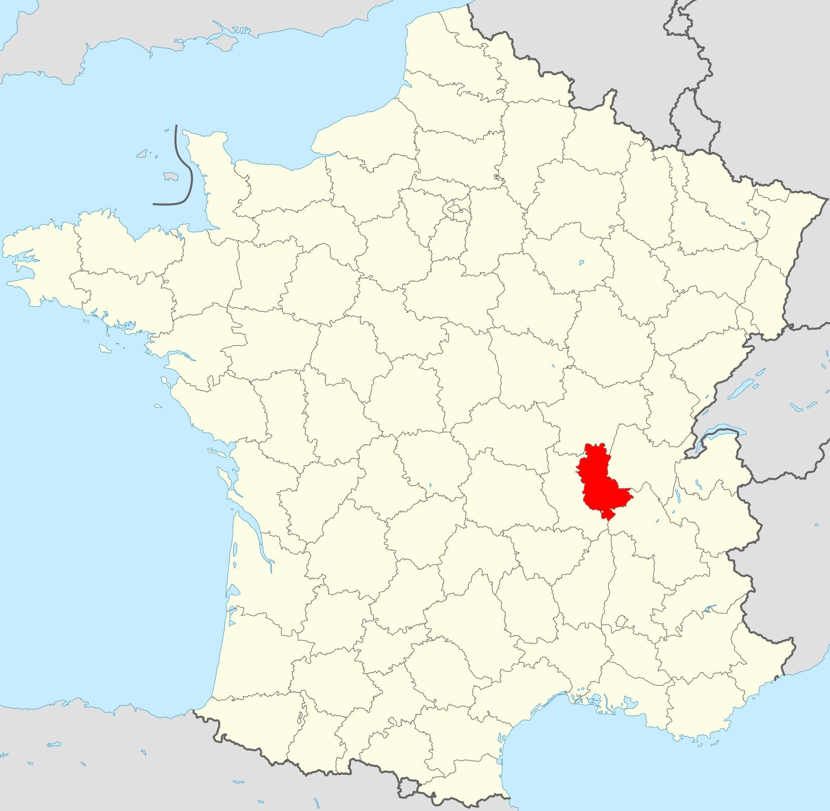 Streek: Beaujolais