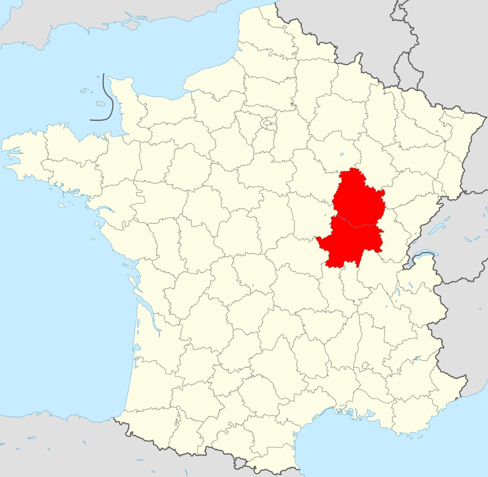Streek: Bourgogne