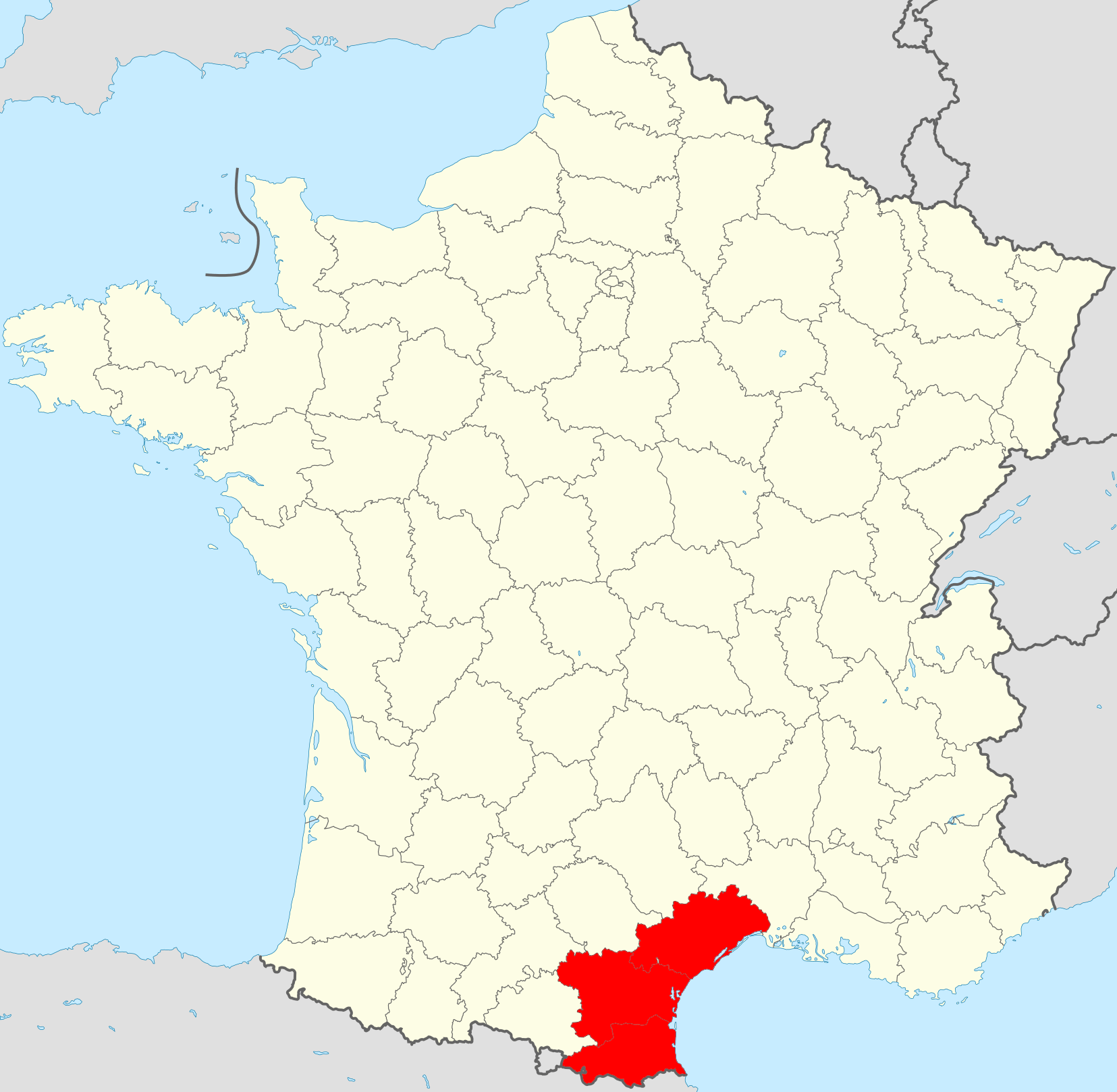 Streek: Languedoc