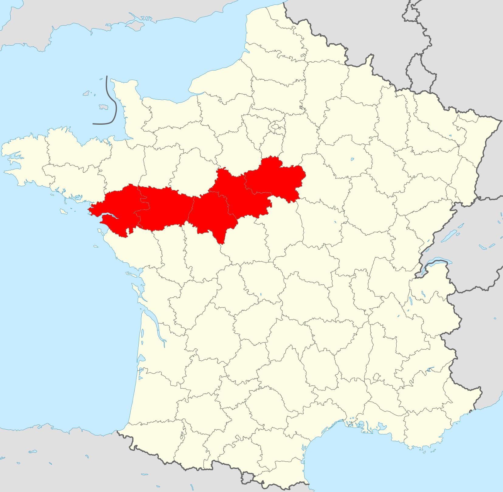 Streek: Loire