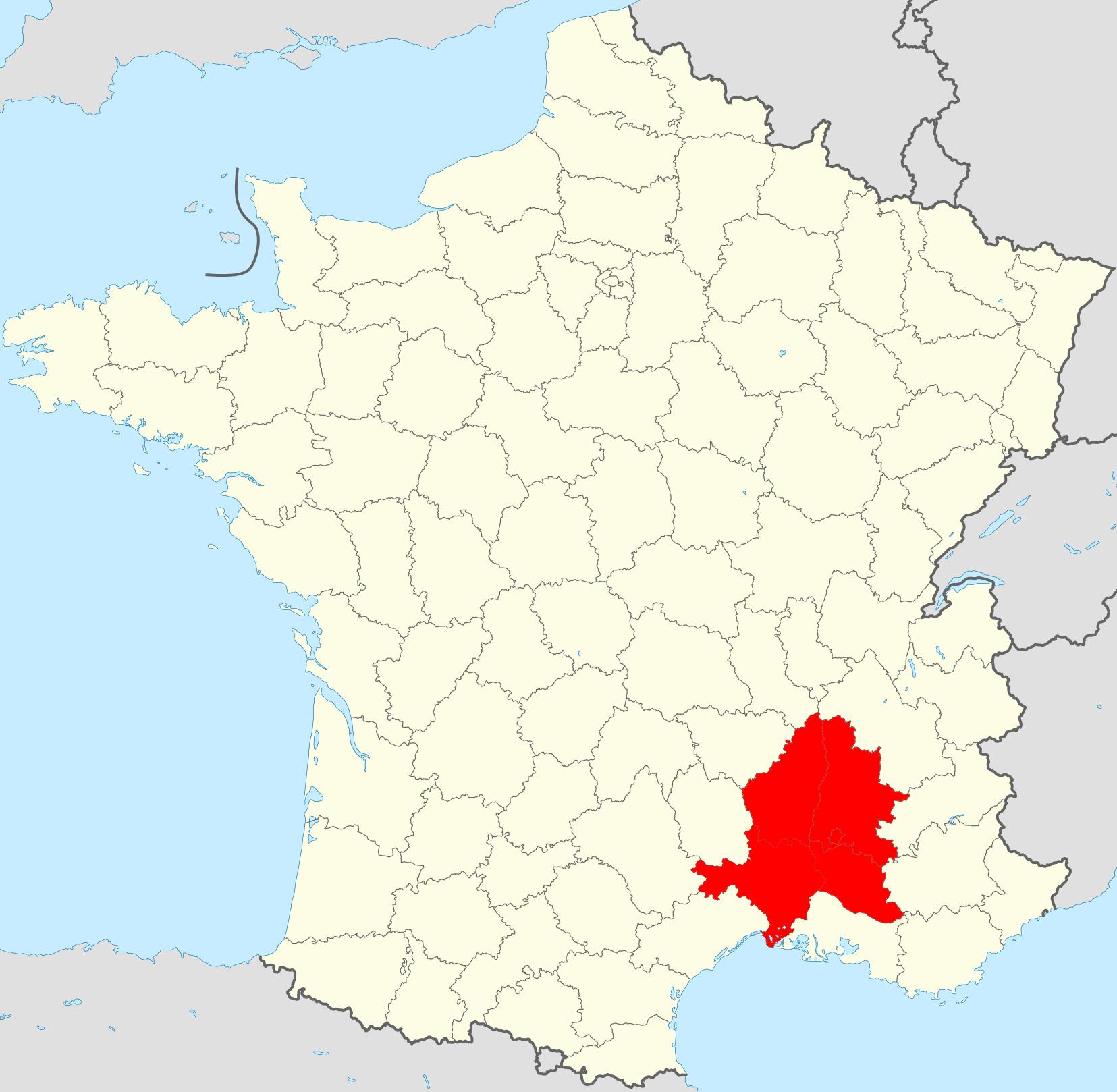 Streek: Rhône
